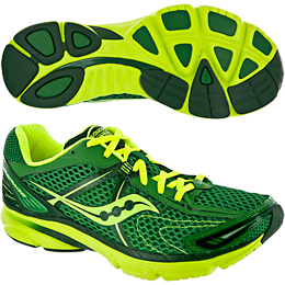 Saucony ProGrid Mirage Green Citron