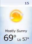 Baltimore Marathon weather