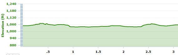 Fab 5k, running
