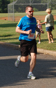 Lynchburg, running, Presbyterian Homes 5k