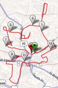 running, long run, Bedford