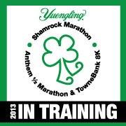 Shamrock Half Marathon logo