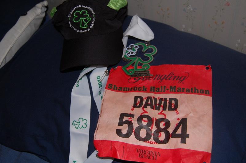2010 Shamrock Half Marathon