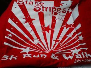 Ohio, running, Stars and Stripes 5k