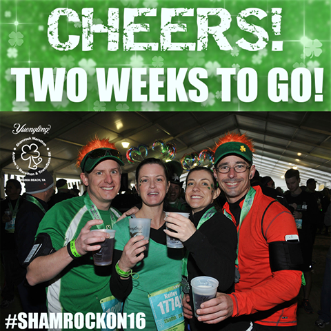 (Photo from Shamrock's Facebook page)