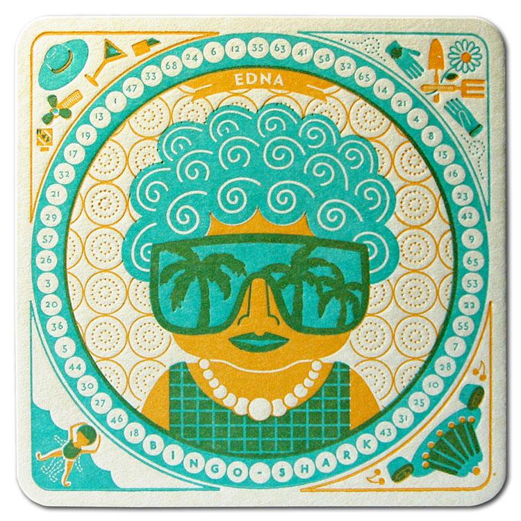 Edna Coaster