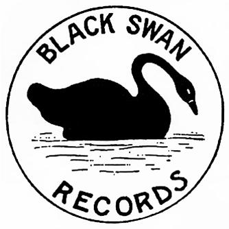 Black Swan Records Logo