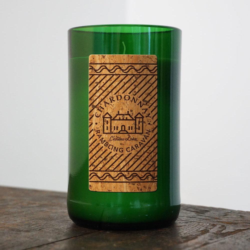 Chardonnay Candle