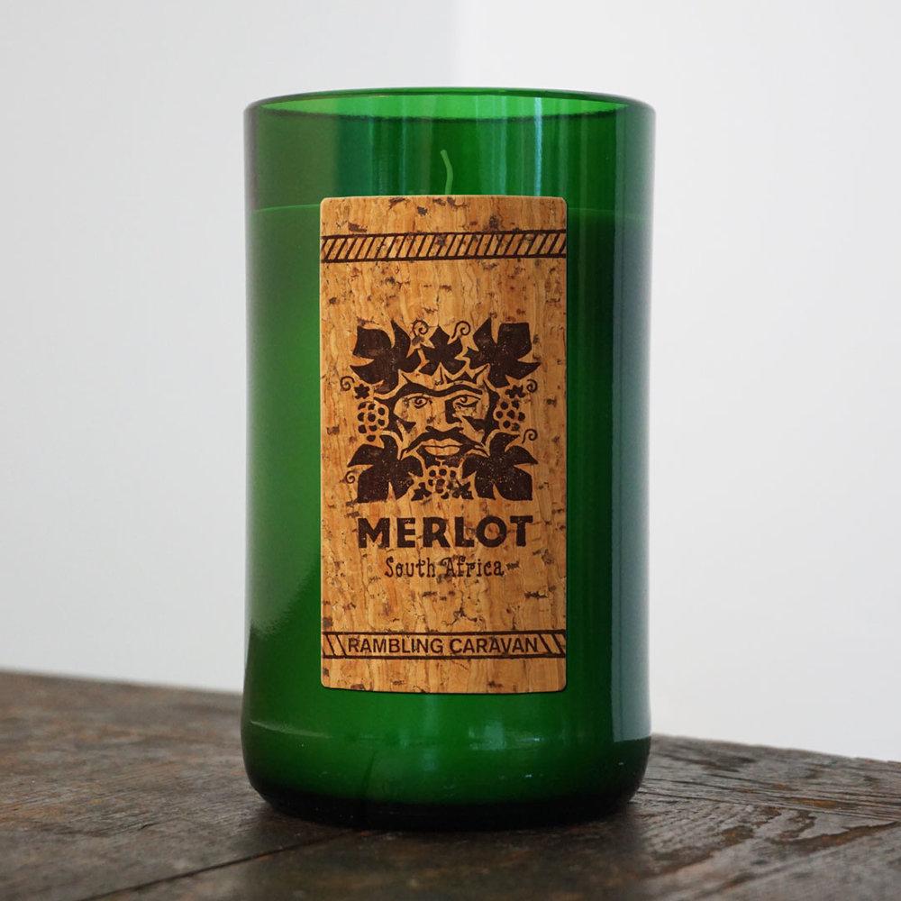 Merlot Candle