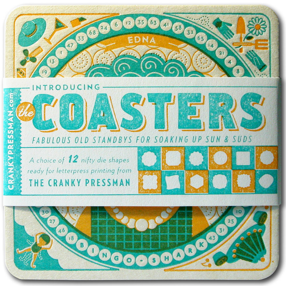 The Coasters Belly-banded Set