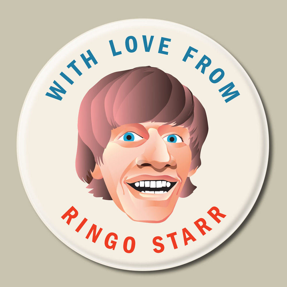 With Love From Ringo Starr