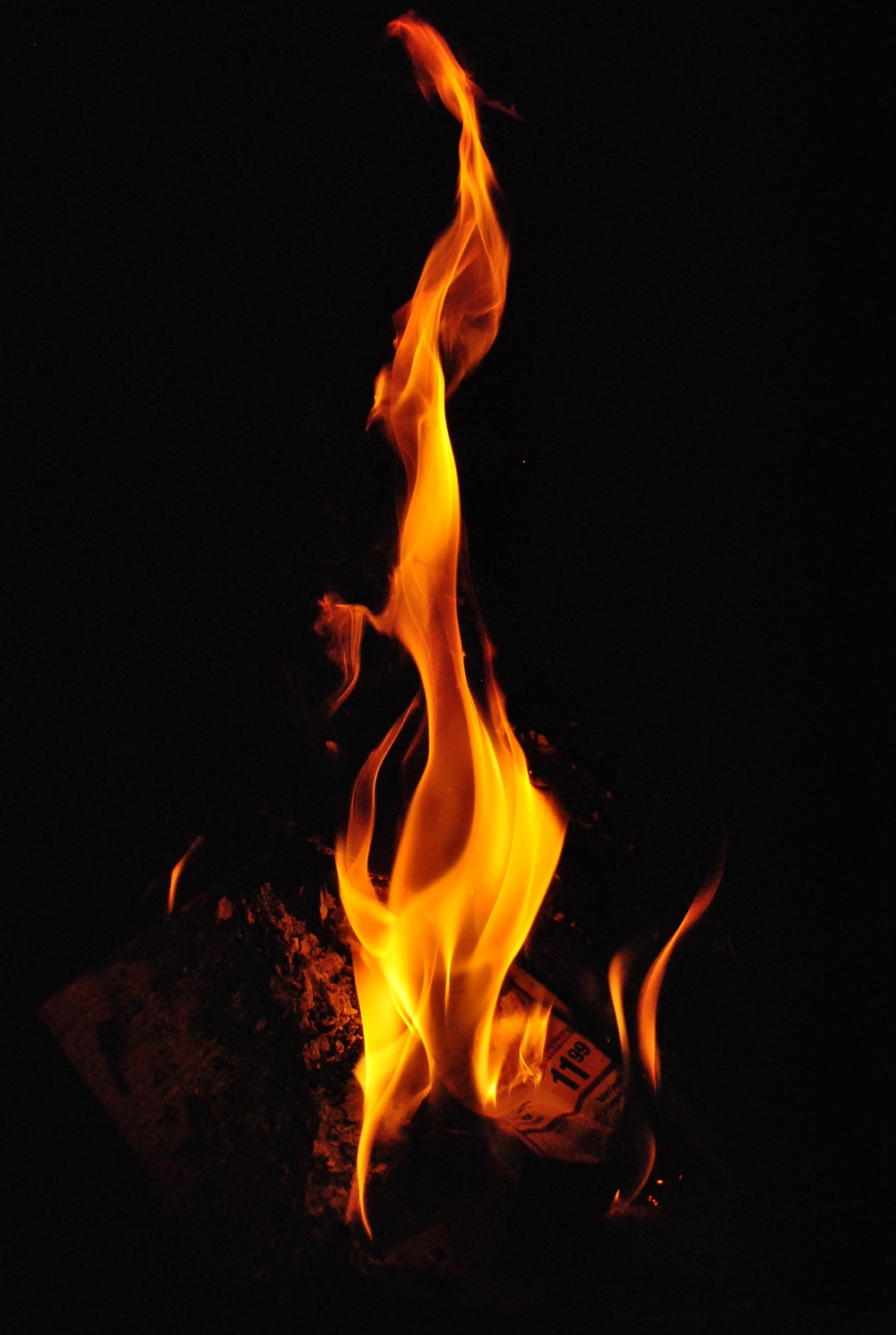 What Does Fire Represent In The Bible What About In Matthew 311