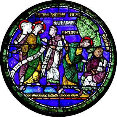 Canterbury Cathedral stained glass