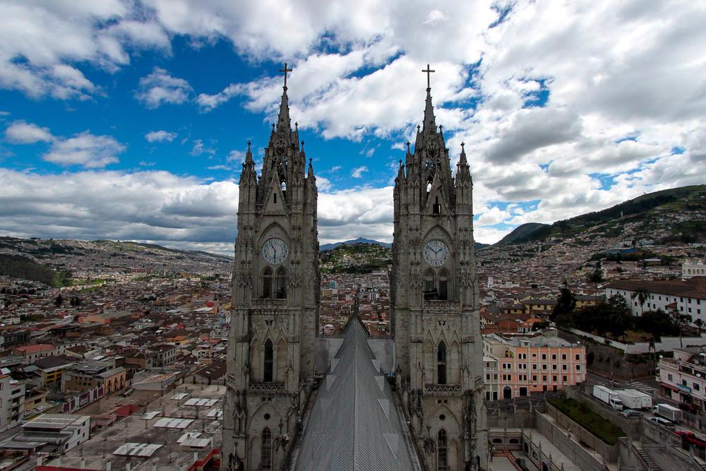La Basilica, Quito