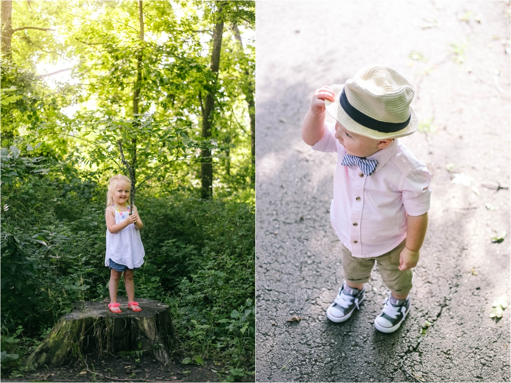 The Slocum Family | Hannahill Photography | Overland Park, KS