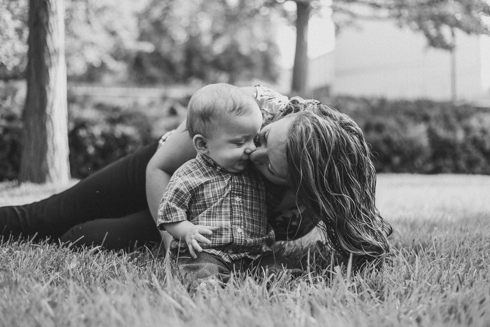 The Conrad Family | Hannahill Photography
