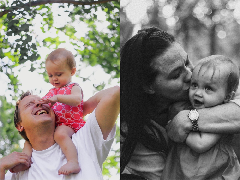 The Carlson Family | Hannahill Photography
