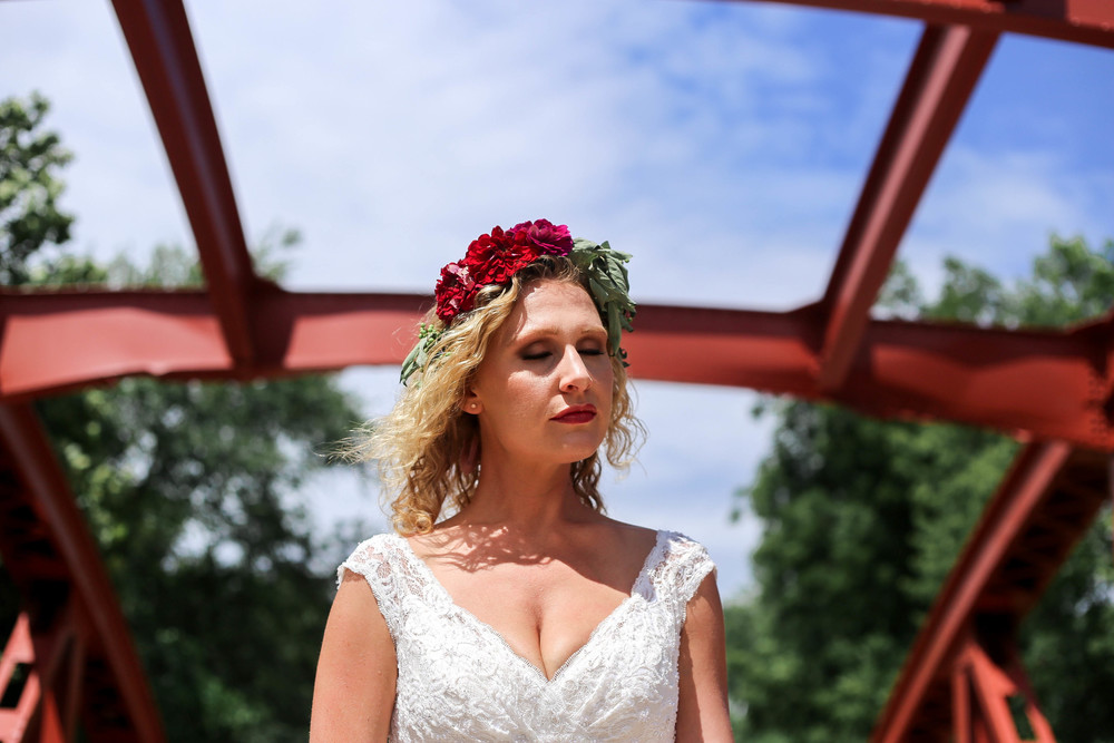 Bridal | Kansas City | Hannahill Photography