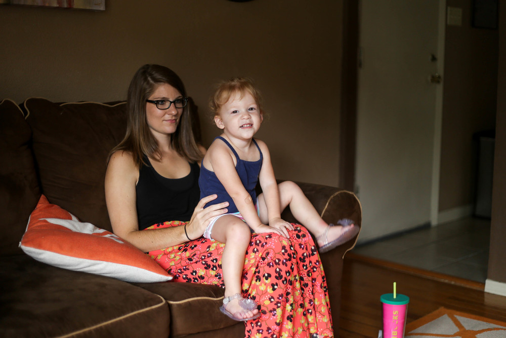 Lifestyle Family | St. Louis | Hannahill Photography