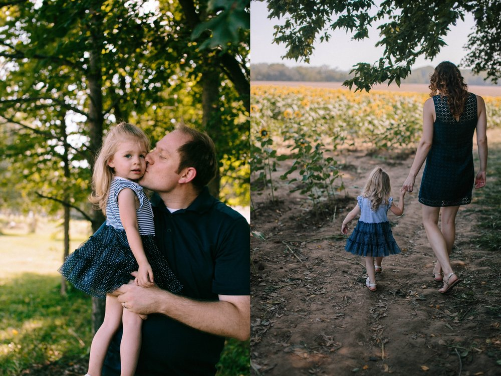 Destigter Family | Sunflowers 2016 | Hannahill Photography | Kansas City, MO