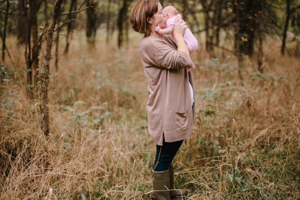 The Brugger Family | Hannahill Photography | Kansas City, MO