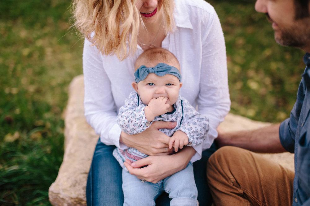 The Gruhala Family | Hannahill Photography | Kansas City, MO