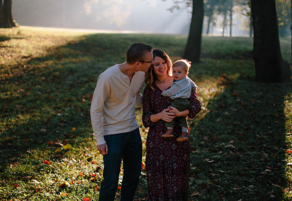 The Toews Family | Hannahill Photography | Kansas City, MO