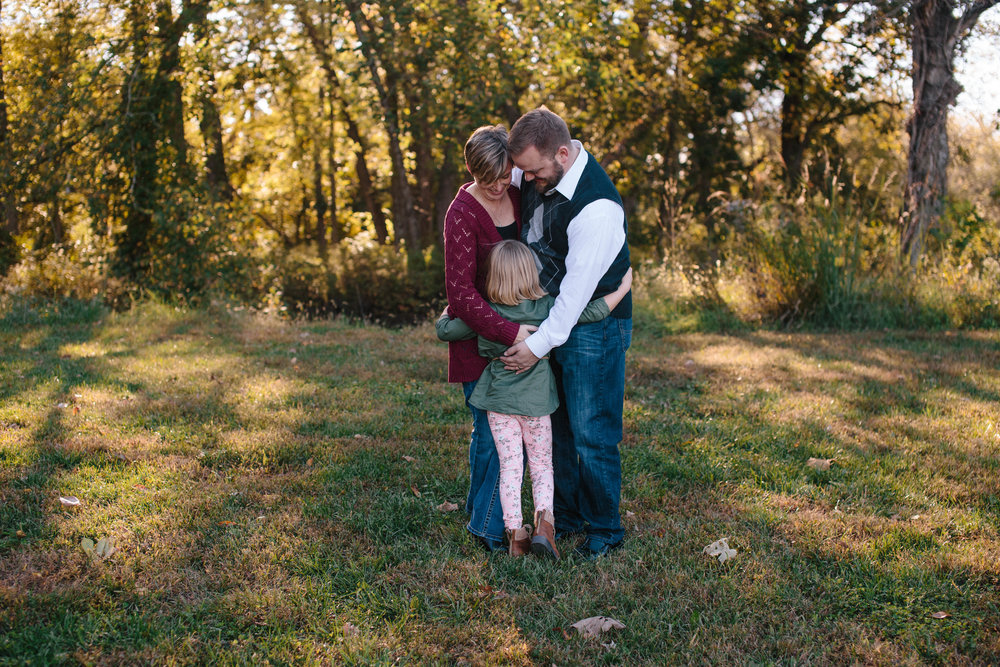 The Johnson Family | Hannahill Photography | Kansas City, MO