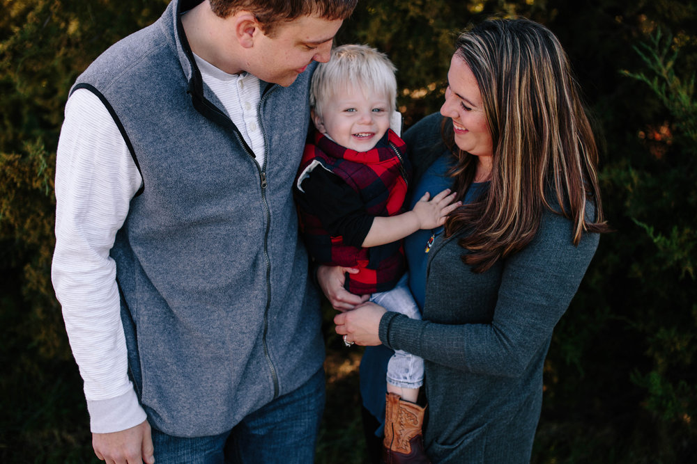 The Hilt-Gabriel Family | Hannahill Photography | Kansas City, MO