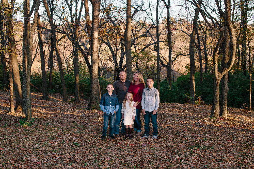 The Benink Family | Hannahill Photography | Kansas City, MO
