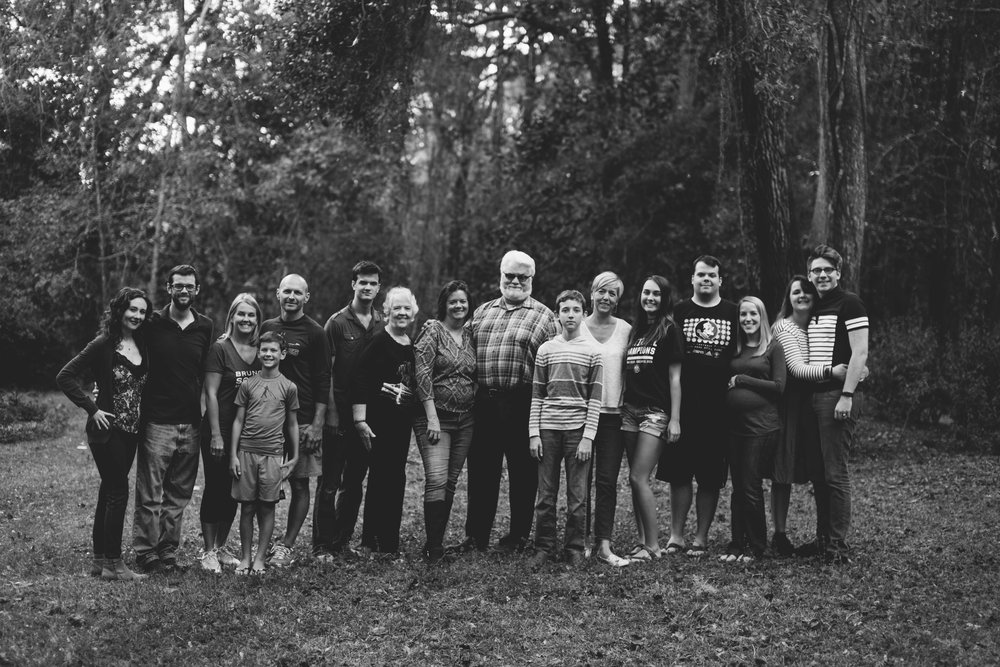 The Hill Family '16 | Hannahill Photography | Tallahassee, FL