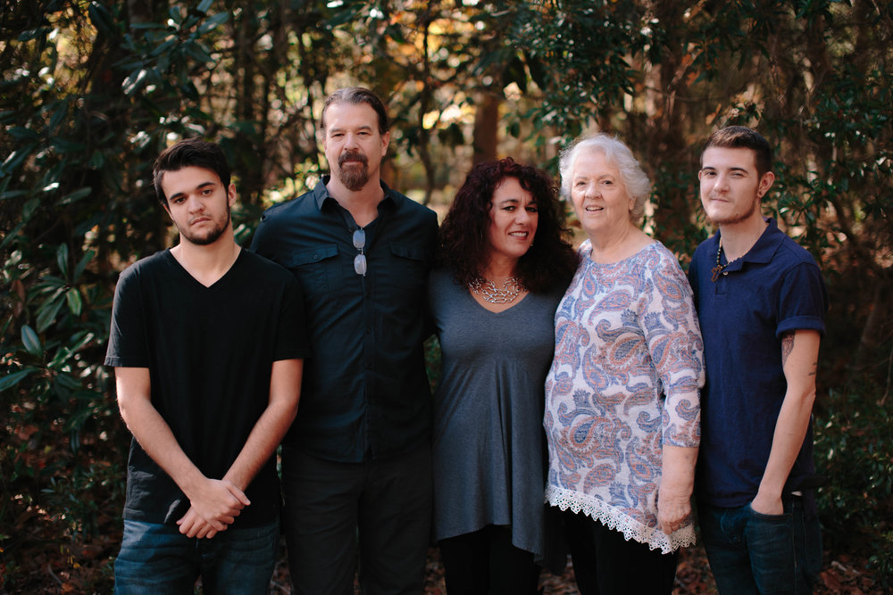 The Richter Family | Hannahill Photography | Tallahassee, FL