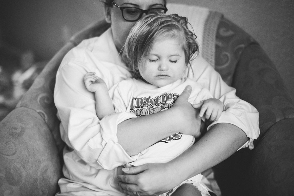 2016: Year in Review | New Years Traditions | Kansas City, MO Lifestyle Photography | Hanna Hill Photography | Peaceful moments of a special needs family