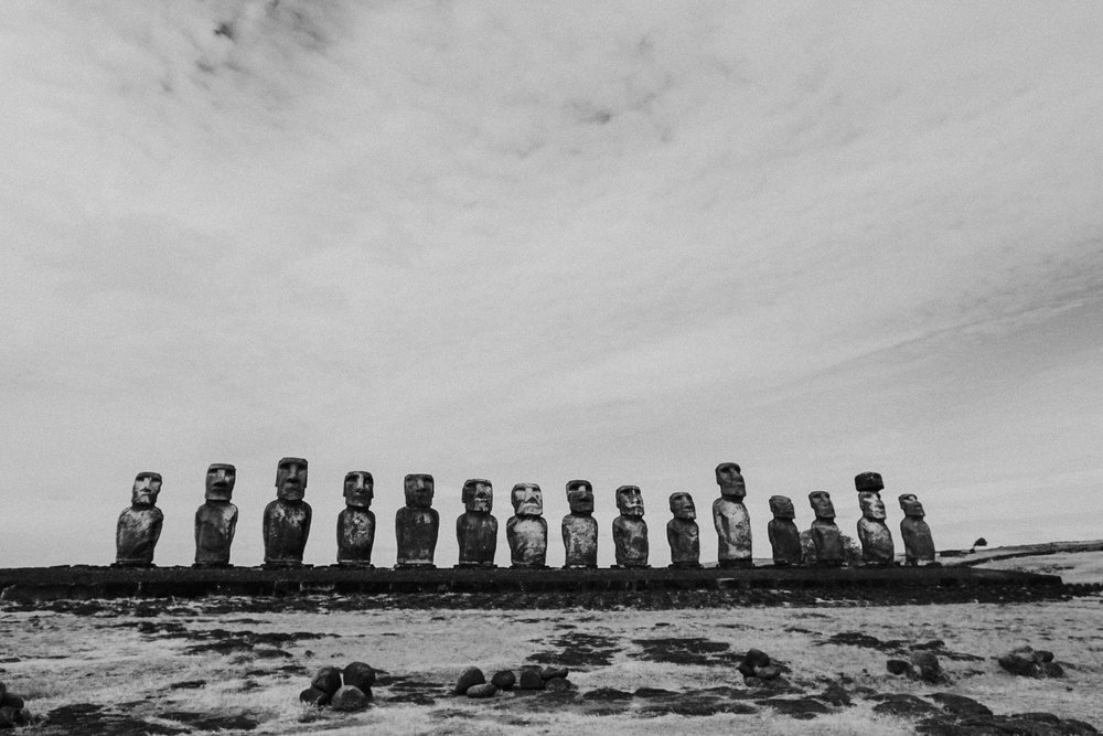 2016 : Part 2 a Year in Review | The Year of Growth | Kansas City, MO | Hannahill Photography | Easter island Adventure