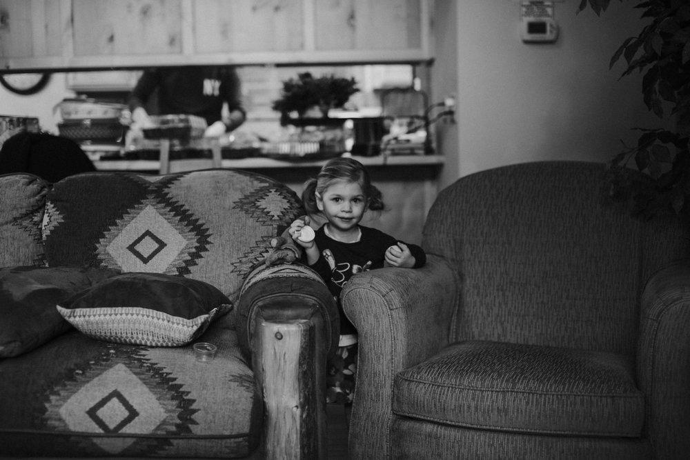 Christmas 2016 | Hannahill Photography | Branson, MO | Documentary Family Photography | a portrait of my niece