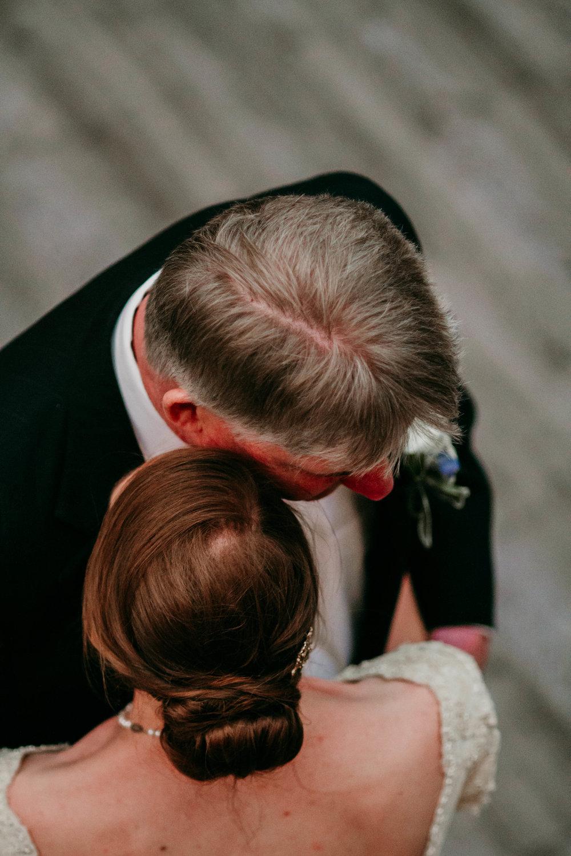Bert & Lauren's North Kansas City Spring Wedding | Hannahill Photography | Raleigh Durham Photographer | North Carolina Wedding Photography | Family Photographer | Wedding photographer | the father daughter dance