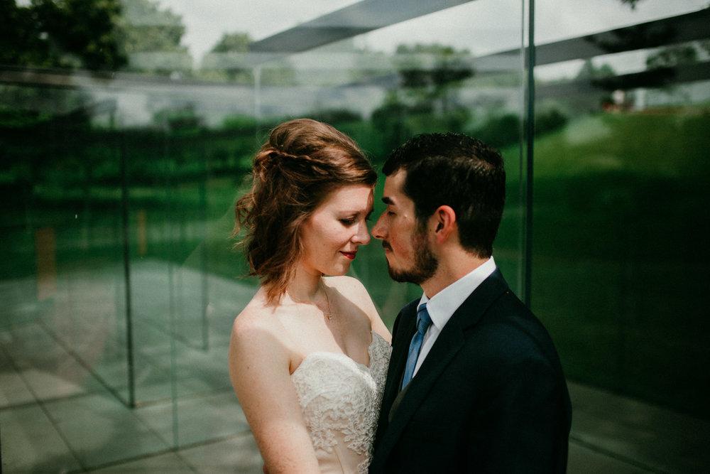 Bride and Groom Portraits | Hanna Hill Photography | Raleigh Durham Wedding Photographer