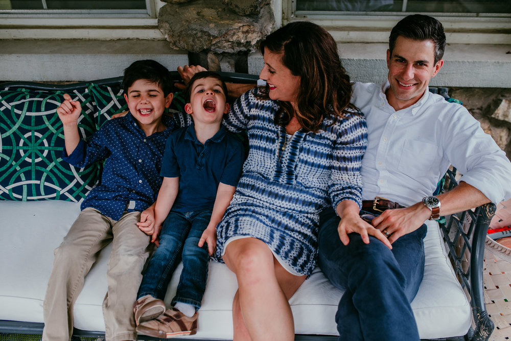 The Keonig Family  | Hanna Hill Photography | Raleigh, NC Family Photographer