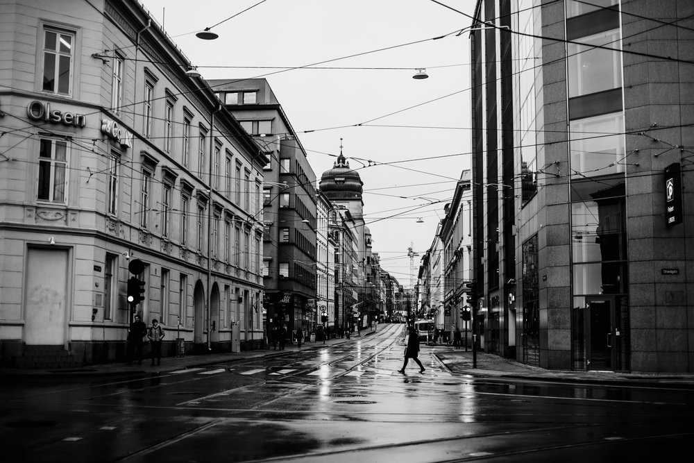 Oslo, Norway Travel Photography | Hanna Hill Photography
