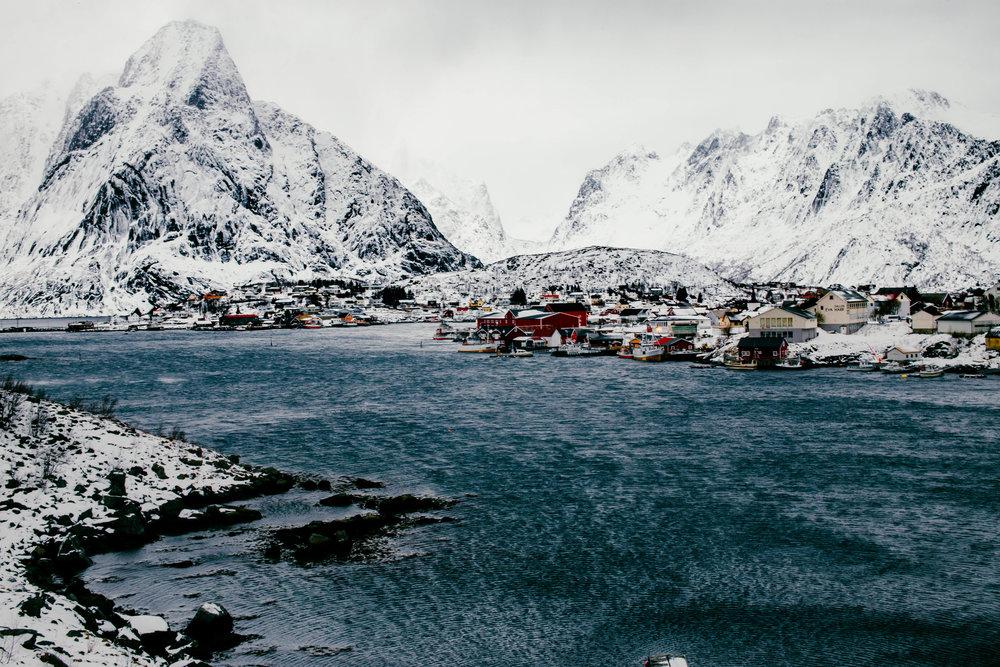 Lofoten Islands, Norway | March 2017
