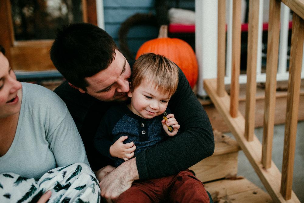 Aidas S Newborn Photography | Hanna Hill Photography | Raleigh Birth Photographer and Family Photographer