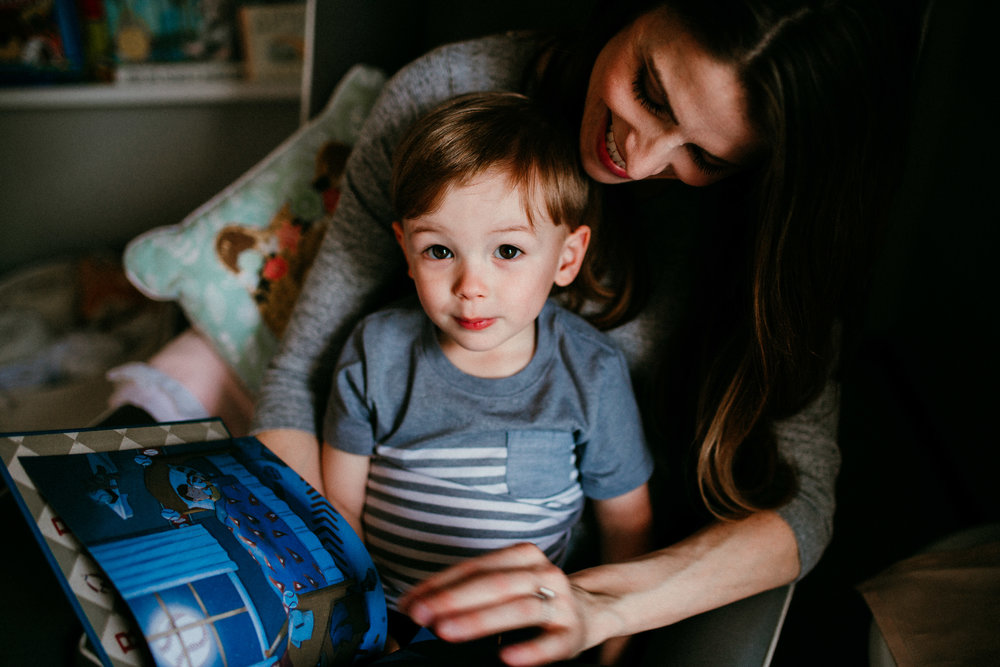 Motherhood Sessions | Hanna Hill Photography | Raleigh birth and family photographer