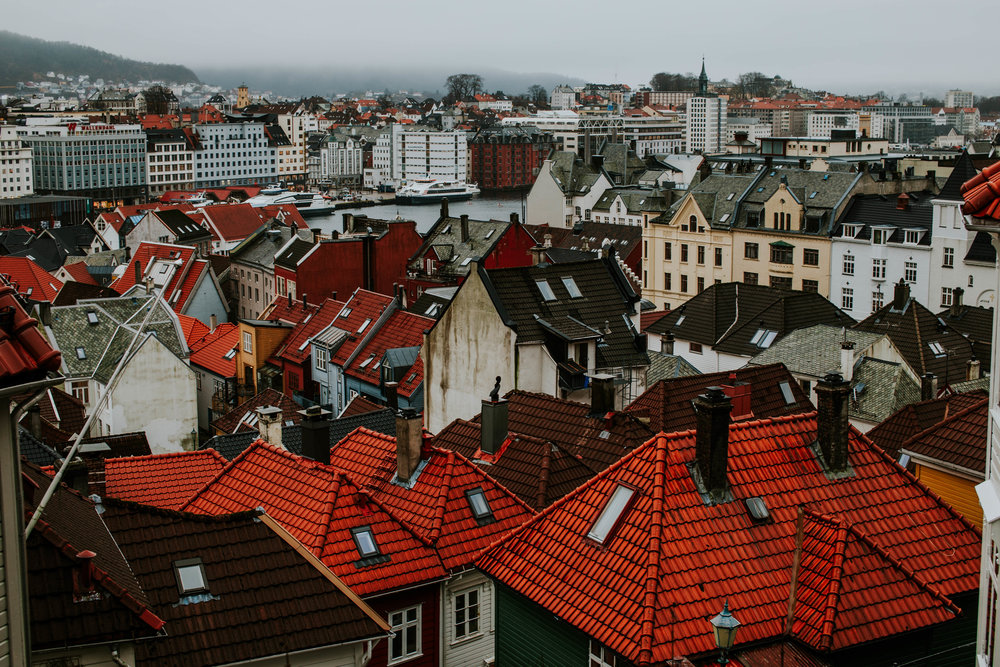 Bergen, Norway | Hanna Hill Photography | Travel Journal | Raleigh Birth and Family Photography