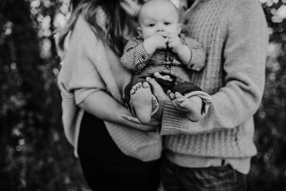 Autumn Mini Sessions 2018 | Hanna HIll Photography | raleigh durham birth and family photographer