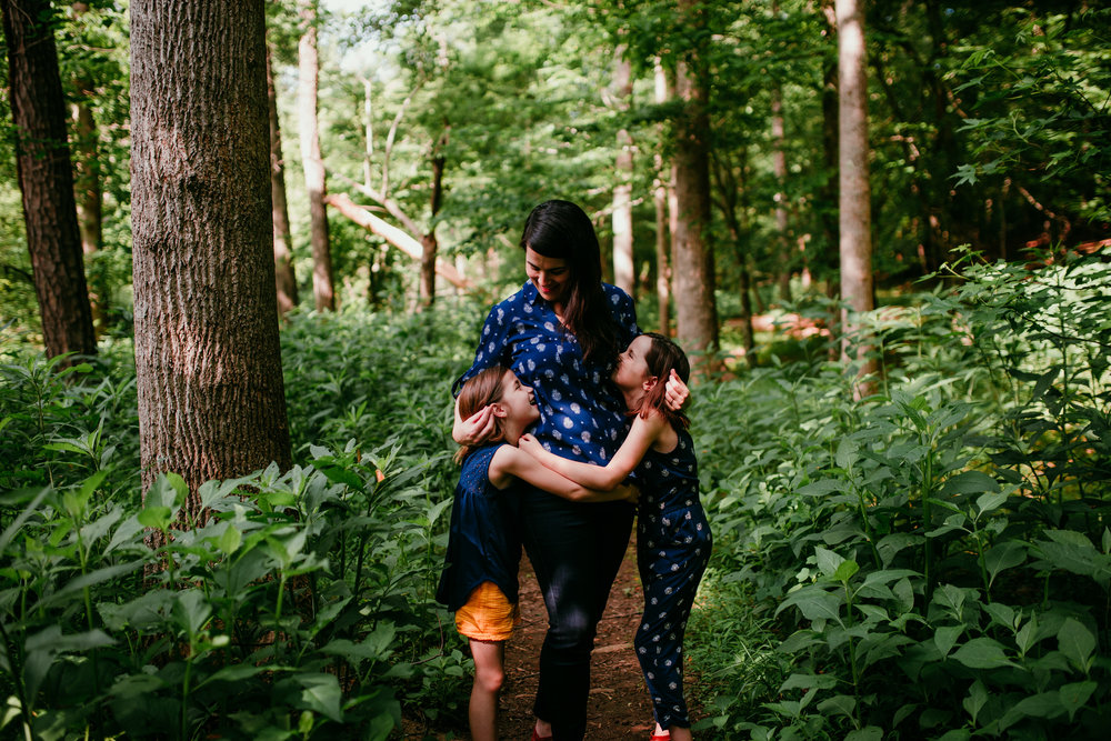 The Seering Family Lifestyle Session at the River | Hanna Hill Photography | Raleigh Durham Birth and Family Photographer