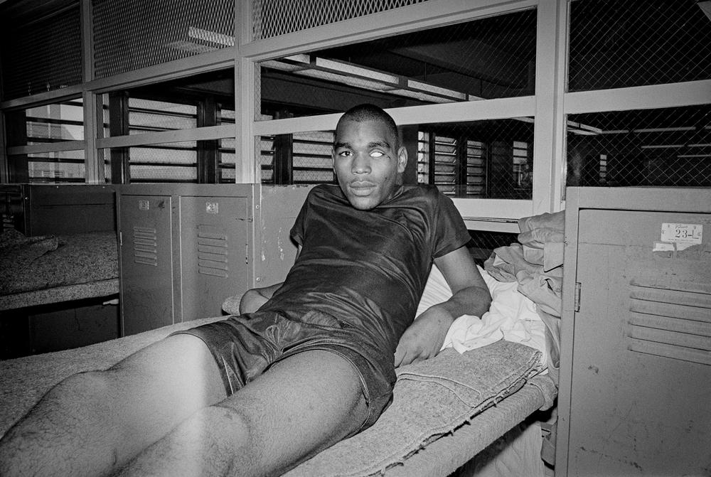 Rikers Island    Oct. 1974