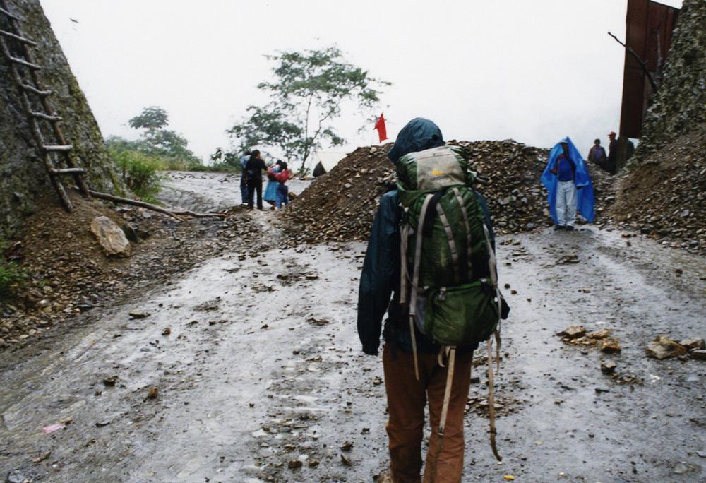 Road Block, Amazonia 2004