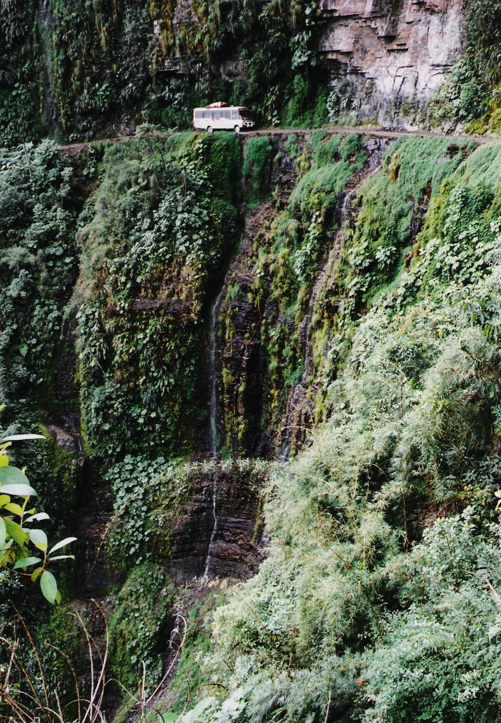 Camino de las Yungas, Amazonia 2004