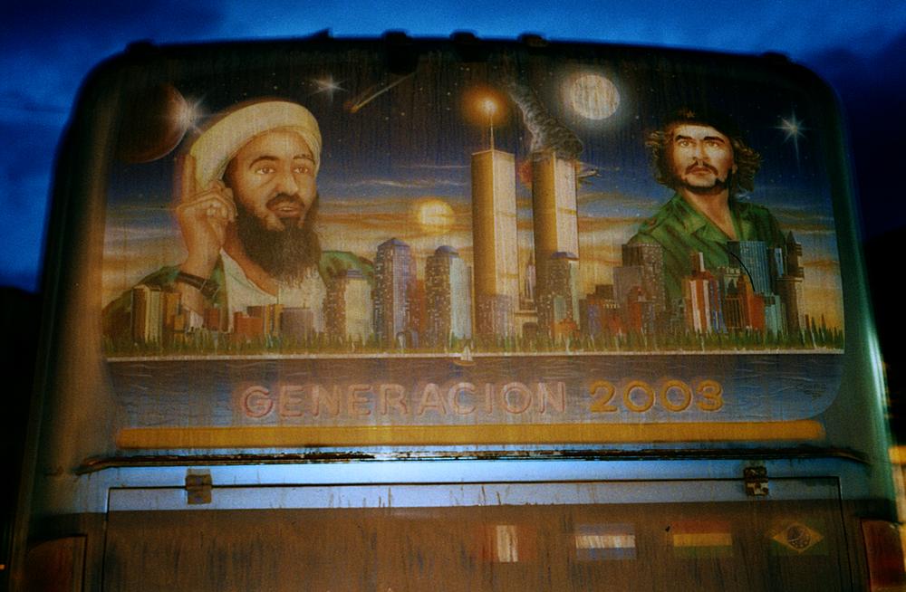 Generacion 2003, La Paz 2004