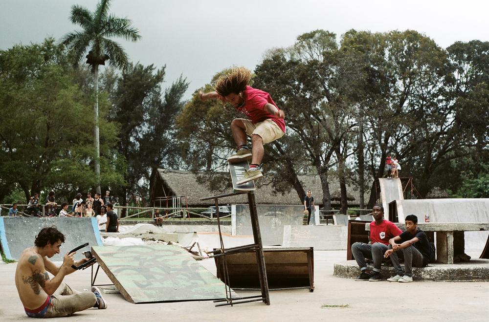 Raciel & Yojany, Havana 2015